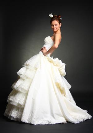 קולקציה שמלות כלה 2012